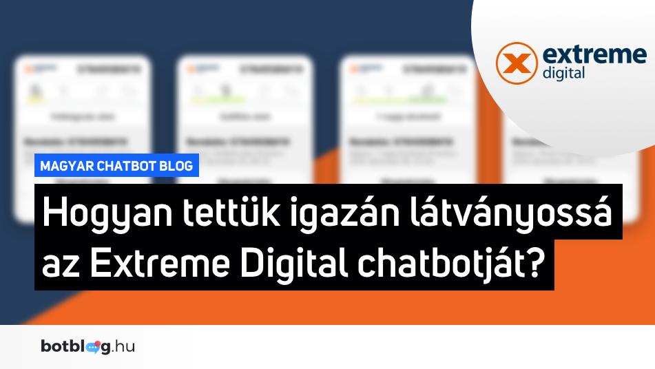 extreme digital chatbot
