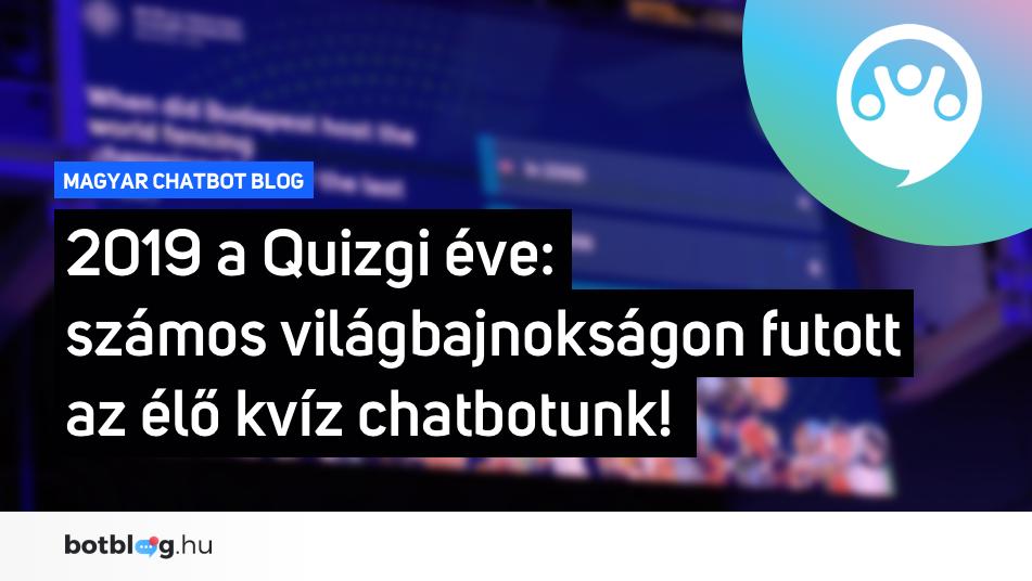 quizgi kvíz chatbot