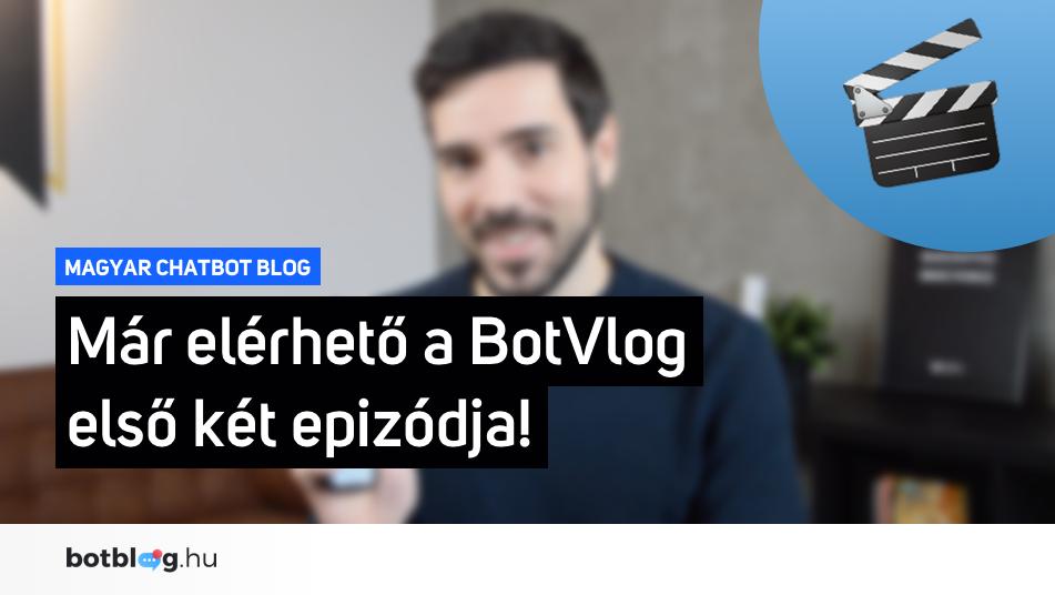 chatbot vlog